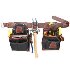 Occidental Leather 8580SM FatLip Tool Carpenter Fastener Bag Set - Small