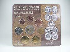 *** EURO KMS GRIECHENLAND 2006 BU Kursmünzensatz Greece Coin Set Münzen ***