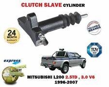 FOR MITSUBISHI L200 PICKUP 2.5TD 3.0 TRITON 1996-2007 NEW CLUTCH SLAVE CYLINDER
