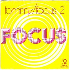"FOCUS Tommy + Focus 2 ** 7"" Single on Imperial Holland (1972) II"