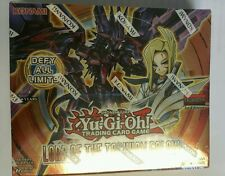 Yugioh Lord of the Tachyon Galaxy English Booster Box  24ct. RARE 1st Edition