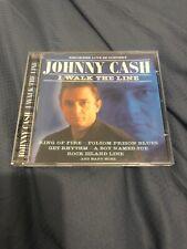 Johnny Cash - I Walk the Line [Delta] (Live Recording, 1999) (CD)