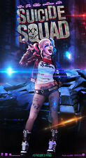 TEMPORARY TATTOO SUICIDE SQUAD HARLEY QUINN DIGITAL DOWNLOAD FILE SET