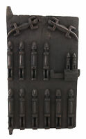 Porta Dogon Di Loft Per Mil Mali 71x 38 CM Arte Africano 1052 Gar
