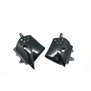Left Right Side Fairing Panel Cover Carbon Fiber For Yamaha XJ6 2009-2012