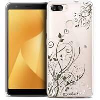 """Coque Crystal Gel Pour Asus Zenfone Max Plus (M1) ZB570TL (5.7"""") Souple Love Hea"""