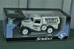 Solido Prestige...Vintage...New in Box....Large HERSHEY'S Milk Truck.... Rare..