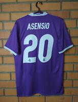 Asensio Real Madrid Jersey 2017 2018 Shirt S Adidas AI5158 Football Soccer