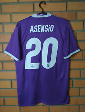 80eed55c7 Real Madrid away football shirt final cardiff 2017  20 ASENSIO s.S jersey  Adidas