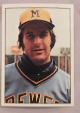 1975 SSPC TOM MURPHY BREWERS BASEBALL CARD