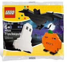 Conjunto De Halloween De Lego 40020, bolsa de plástico, Pack