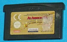 An American Tail - Fievel's Gold Rush - Game Boy Advance GBA Nintendo - PAL
