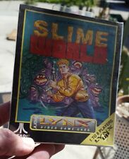 Atari Lynx TODD'S ADVENTURE IN SLIME WORLD Brand New Sealed in Box