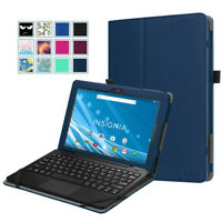 For Insignia Flex 10.1 Inch Tablet Case (NS-P10W8100 / NS-P10A8100K) Stand Cover