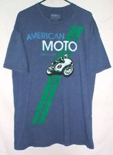 American Moto Grand Prix T Shirt XL Motorcycle Racing Race