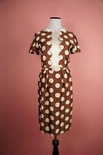 New Polka Dot Slim Dress Size 2