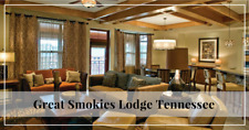 Wyndham Great Smokies Lodge, Sevierville Tennessee 3 BR Deluxe AUG 31st (4 Nts)