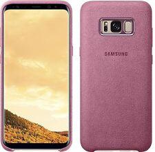 Cubierta trasera original Alcantara Samsung Galaxy S8 (ef-xg955ase)