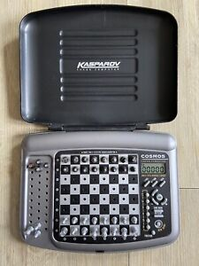 Kasparov Chess Computer - Cosmos model 1980 ELO rated Working