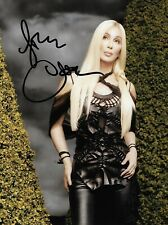 Cher Signed 10x8 Photo