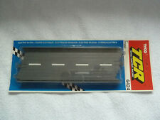"""TYCO TCR Total Control Racing 6424 9"""" 225mm Straight Track Factory Sealed NEW"""
