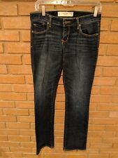 Abercrombie & Fitch The A&F Boot Jeans Size 4L 27x35