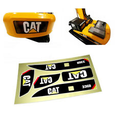 Stickers Decals for Huina 580 1580 TR-211m Rc Metal Excavator Amewi 1/14 Model #