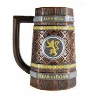 Game Of Thrones Stein Lannister - Stunning Beer Tankard