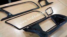 AUDI A5 S5 8T 2008 - 2015 carbon fiber Complete Dash Trims + Nav Screen Panel