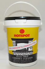 Chimney Cleaner - Flue Cleaner - Hotspot Flue Free 750g Keeps Chinmeys clean