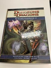 Dungeons & Dragons: Player's Handbook 2 Primal Arcane Divine