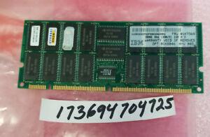 256MB EDO DIMM 168PIN ECC REG 50 NS 32X72 3.3 VOLT 01K7369