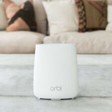 NETGEAR Orbi AC3000 Tri-Band RBR50 Router and RBS20 Satellite Working 2-Pack