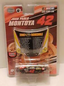 [COL] 2007 Nascar #42 Juan Pablo Montoya 1:64 Die-Cast Scale Stock Car No. 47912