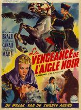 Affiche -  VENGEANCE DE L'AIGLE NOIR (la) - 36x56cm