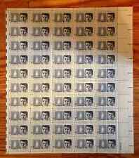 US John F. Kennedy Sheet Stamp Scott #1246 5c 1964 Unused