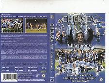 Chelsea Football Club-Chelsea:2004 Season Review:Champions-Soccar Chelsea-2 DVD
