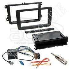 PROFI Autoradio Einbauset Radioblende ISO Adapter für VW:Golf Passat Tiguan T5
