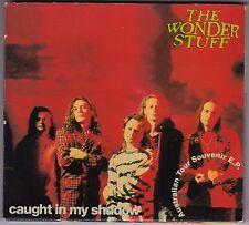 The Wonder Stuff - Caught In My Shadow - CD (Australian Souvenir Tour EP)