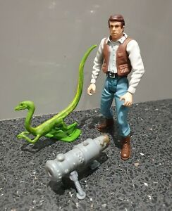 Jurassic Park 3 III ALAN GRANT HUMAN FIGURE COMPY