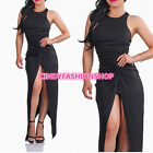 New Women Sexy Bandage Bodycon Summer Evening Party Cocktail Clubwear Mini Dress