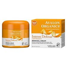 15 off Avalon Organics Intense Defence Vitamin C Renewal Facial Cream 50ml