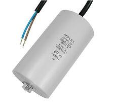 100µF Motorkondensator Betriebskondensator Anlaufkondensator Kondensator 100uF