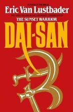 Dai-San, Good Condition Book, Lustbader, Eric, ISBN 9780008101640