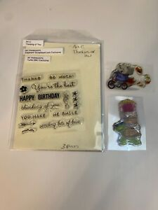 Misc Clear Stamps-Art Impressions & Art C