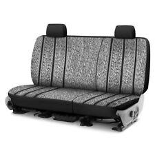 For Chevy Silverado 1500 04-06 Saddle Blanket 2nd or 3rd Row Black Custom Seat