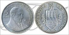 San Marino Monete euro in Argento- anno: 2004 numero KM00458 PROOF 5 ? Anno
