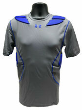Under Armour Mens Gameday Baselayer 5 Padded Compression Shirt  Large $75