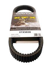 Arctic Cat Z1 1100 Turbo, 2009-2010, Dayco XTX5038 Xtreme Drive Belt - Sno-Pro
