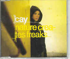 Cay - Nature Creatures Freaks, CD-Single